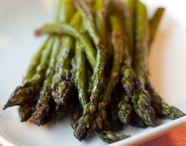 Asparagus and Blood Orange Salad