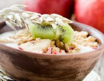 Winter Bircher Muesli