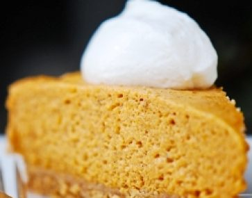 Gramma Pumpkin Pie