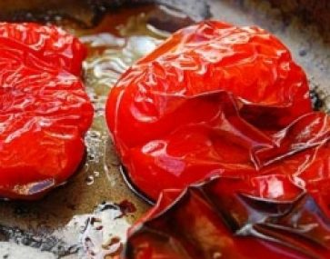 Roasted Capsicums